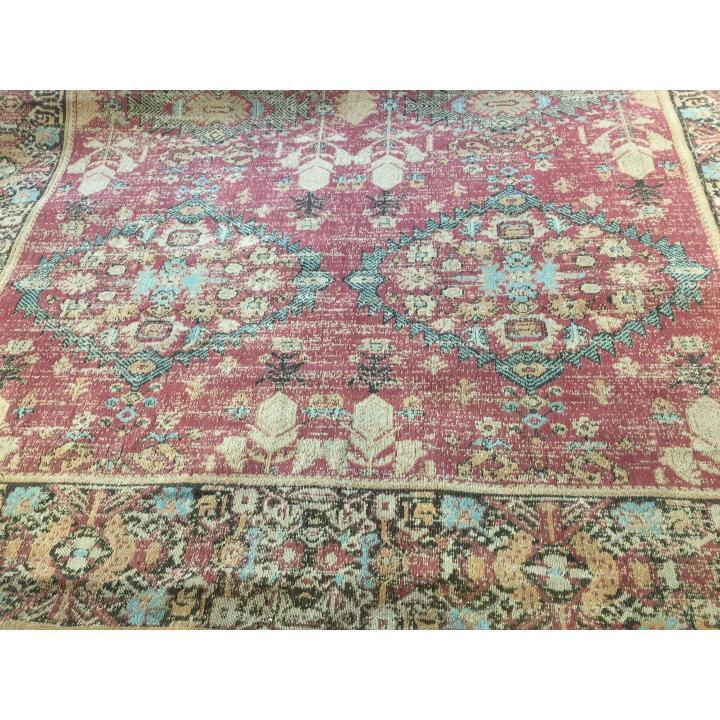tapijten in allerlei kleuren en maten