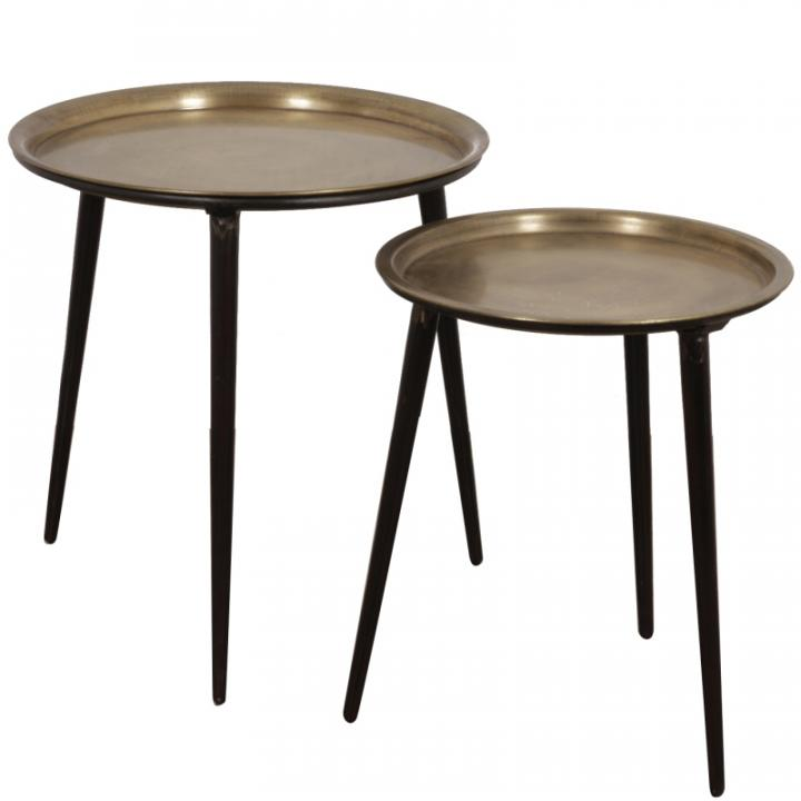 Coffee table set goldy 1