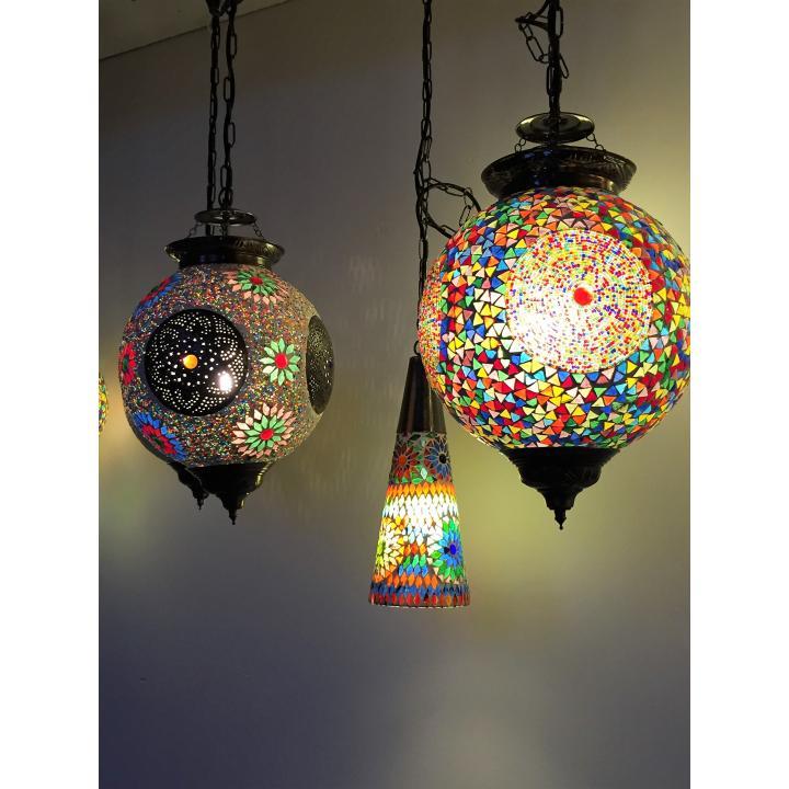 hanglamp mozaïek
