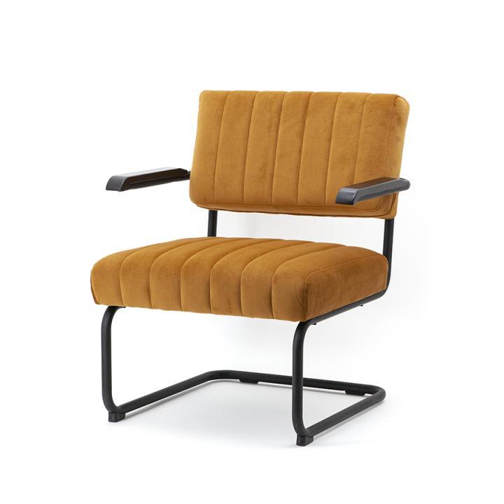 Lounge chair operator Ochre Indistrieel 194503