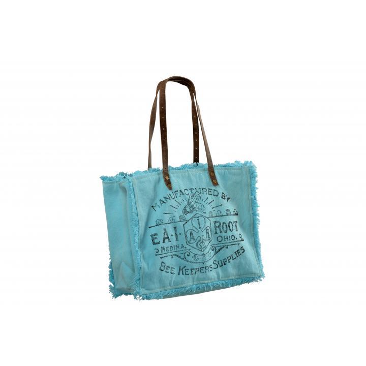 bag tas aqua beach shopping fun