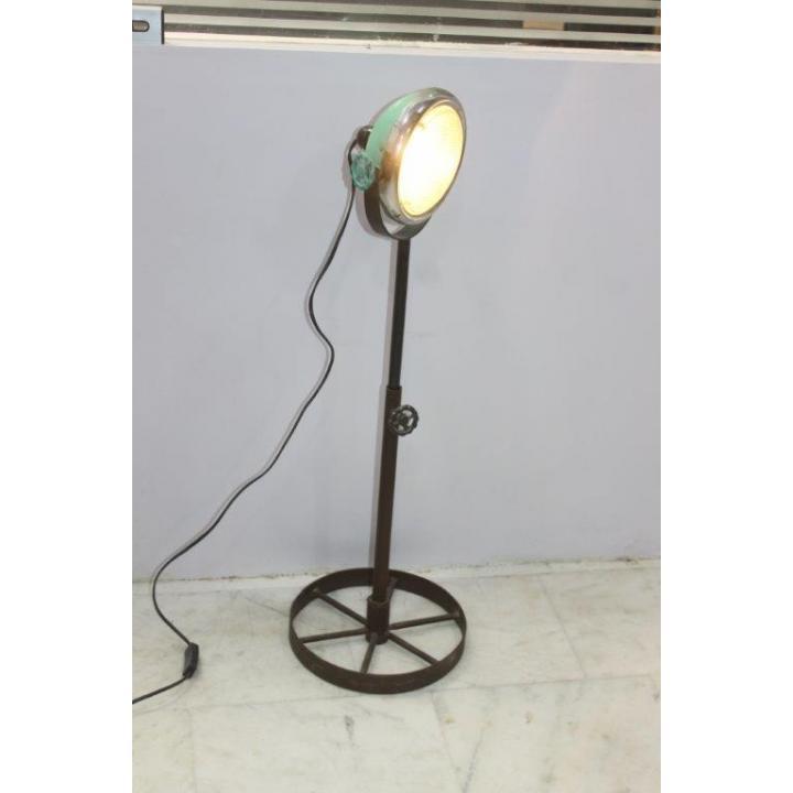Wheel lamp green blue adjustable