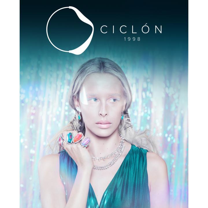 ciclon verkooppunt ciclon sieraden dames bij Indistrieel