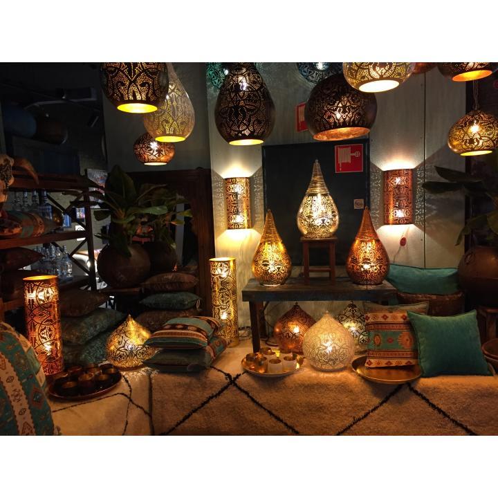 filigrain lampen collectie indistrieel middelburg