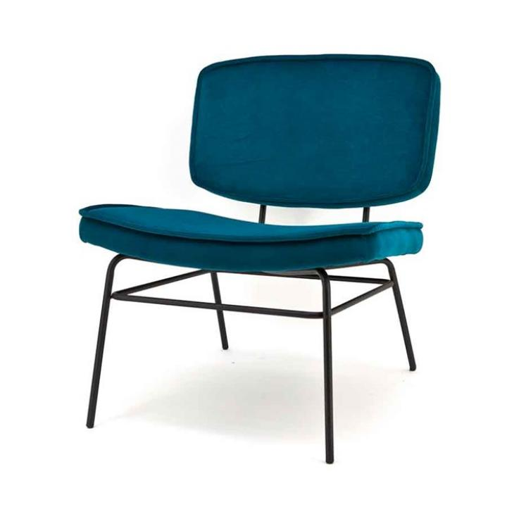 lounge chair vice ocean blue