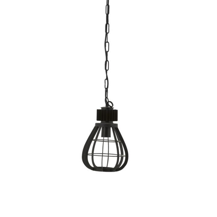 moonlight, hanglamp, zwart, byboo, Indistrieel