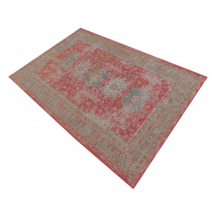 nieuwe collectie tapijten Indistrieel sundari carpet Indistrieel sundari beige red beige rood tapijten Middelburg