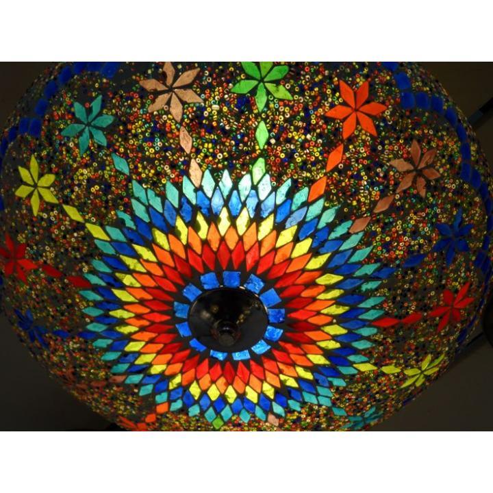plafonniere multicolour