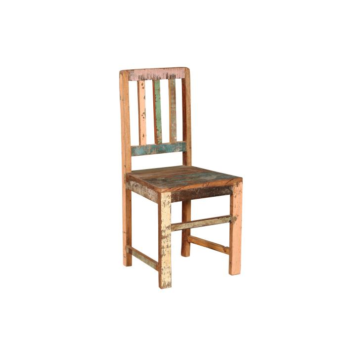 scrapwood chair India Indistrieel